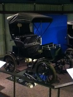 1904 Columbia Electric Runabout