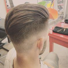 #hair #hairdresser #LeCoupeur #haitcut #hairstyle #undercut