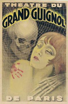 tremblingcolors:  Grand Guignol