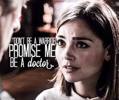 """Doctor Who """" Face the Raven """" ( 9x10 ) - Clara Oswald"""