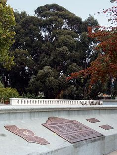 California Landmark 246: Site of Rancho San Antonio in San Leandro, California