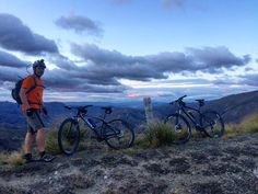 ts been an epic ride, time to head home. Melina Ridge riding delivered.