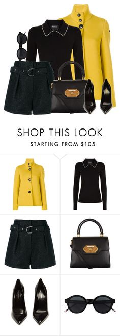 """Untitled #378"" by malubbss ❤ liked on Polyvore featuring RRD, Markus Lupfer, IRO, Dolce&Gabbana and Yves Saint Laurent"