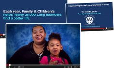 Cameron News: Family & Children's partners with Cameron to turn around Long Island lives