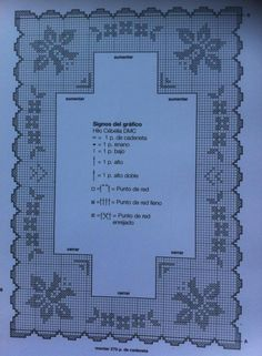 Heklanje | Sheme heklanja | Šeme za heklanje - stranica 22
