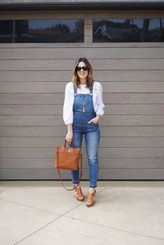Legit Mom Style: How to Wear Overalls No. 5
