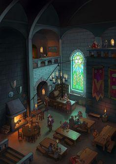 Quando falamos da época Medieval logo pensamos em castelos, reis, rainhas, bobos…