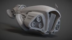 """The Foundry and ArtStation teamed up to give the community the opportunity to Test Drive MODO and MARI and compete for spectacular prizes in The Foundry's Test Drive MODO & MARI Challenge! The vehicle-based challenge asked entrants to imagine a """"Classic Ride in 2055"""" before they modeled it in MODO, and textured it in MARI. We're very pleased to announce the winners for The Foundry's Test Drive MODO and Test Drive MARI Challenges."""