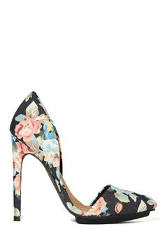 Shoe Cult Spring Fever Pump