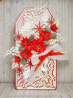 Noor! Design: Poinsettia's