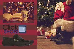 llego santa, regala calzado para caballero. modelo. W203 clickshoes.com.mx