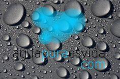 ¿Por qué agua destilada?