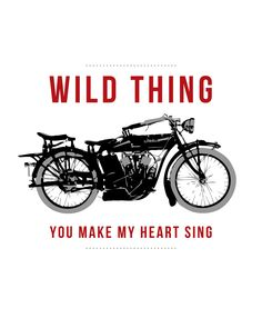 sissyprint: Wild Thing - You Make My Heart Sing