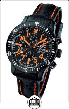 694ee8a5cfa3 Fortis B-42 BLACK MARS 500 Limited Edition reloj hombre cronógrafo  638.28.13 L13
