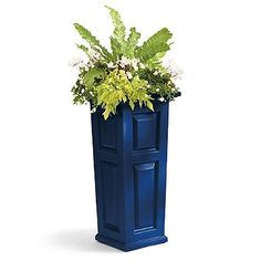 Nantucket Tall Tapered Planter