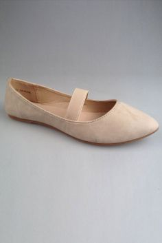 Westwood Julia-63 Flats in Nude - Beyond the Rack