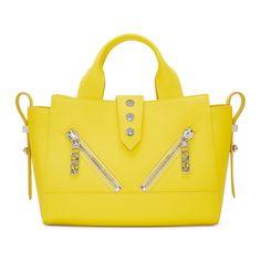 29e643401f Kenzo - Yellow Mini Kalifornia Bag Kenzo Clothing