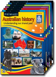 Australian History resources  http://www.ricgroup.com.au/product/primary-australian-history/