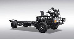 Isuzu Karabha Pulogadung: Isuzu Elf NQR EC E2 (chassis Bus)