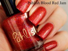 Pahlish, Blood Red Jam, BN, SOLD