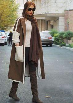 iran-tehran-fall-fashion- Iranian women fashion trend