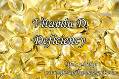 Life's a Polyp: Vitamin D Deficiency Vitamin D Pills, Liquid Multivitamin, Vitamin D Supplement, Vitamin D Deficiency, Cod Liver Oil, Muscle Function, Beef Liver, Gastric Bypass Surgery, American Academy Of Pediatrics