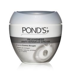 I'm learning all about POND'S Rejuveness Anti-Wrinkle Cream at @Influenster!