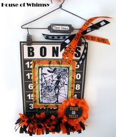 House of Whimsy: Halloween Crafts Through the Years
