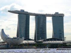 マリーナ・ベイ・サンズ/シンガポール