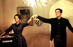♥ Alain Delon & Romy Schneider ♥