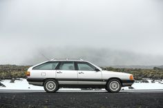 "Photo de l'article ""Audi 100 Avant 1984 vs Audi A6 Avant 2014 : c'était mieux avant ?"""