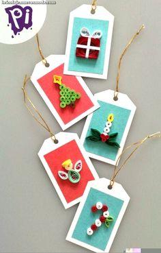 Basic Quilling Design - Nativity Diy How to Make Paper Quilling Cards, Paper Quilling Tutorial, Paper Quilling Patterns, Paper Quilling Jewelry, Quilling Craft, Handmade Christmas Tree, Christmas Tree Cards, Christmas Gift Tags, Christmas Cards