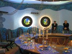 Cricova, jedna z sal degustacyjnych, znajduje się kilkadziesiąt metrów pod ziemią.