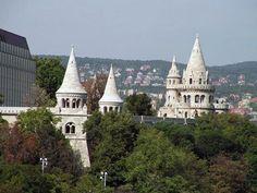 Fishermen's Bastion Budapest Castle