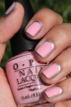 Chanel Fall 2012 Couture Nails #nails #nail #fashion #style #TagsForLikes.COM #cute #beauty #beautiful #instagood #pretty #girl #girls #stylish #sparkles #styles #gliter #nailart #art #opi #photooftheday #essie #unhas #preto #branco #rosa #love @Chris Meyer #shiny #polish #nailpolish #nailswag, Go To www.likegossip.com to get more Gossip News!