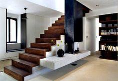 drewniane schody pełne - Szukaj w Google