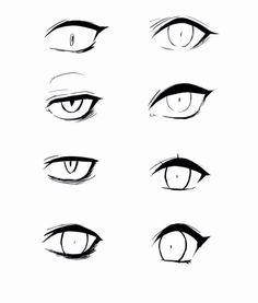Cute Eyes Drawing, Realistic Eye Drawing, Furry Drawing, Anime Eyes Drawing, Mouth Drawing, Drawing Hands, Eye Drawing Tutorials, Drawing Tips, Learn Drawing