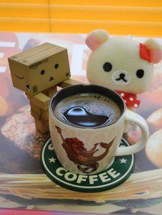 danboard loves a small mug coffee