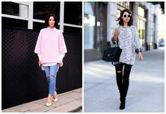 """Oversize sweater - autumn/winter """"must have"""" :)"""
