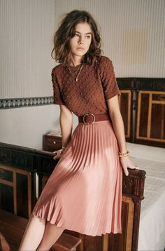 Work Fashion, Modest Fashion, Fashion Dresses, Classy Fashion, Cheap Fashion, Fashion Fashion, Womens Fashion, Fashion Design, Classy Outfits