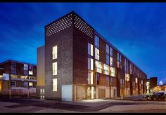 Hillington Square by Mae   Building study   Architects Journal