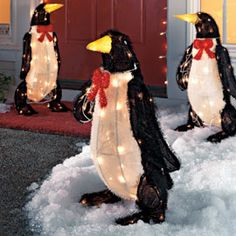 lighted animated penguin decoration outdoor holiday decoration solutions inflatable christmas decorations outdoor christmas