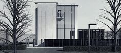 The Ochota`s Theater, warsaw. Tamizo Architects, Warsaw, Culture, Studio, Artwork, Work Of Art, Auguste Rodin Artwork, Studios, Artworks