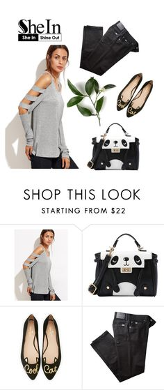 """""""Untitled #236"""" by aazraa ❤ liked on Polyvore featuring Kate Spade and BRAX"""