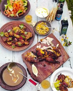 empire roast chicken
