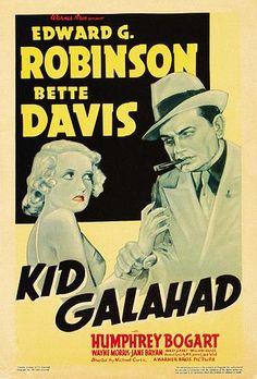 Kid Galahad (1937) - Edward G. Robinson, Bette Davis, Humphrey Bogart, Wayne Morris