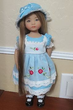 Xem Dianna Effner Little Darling Doll Sculpt # 2 Painted by Geri Uribe