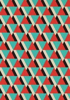 <3 triangle