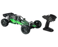 Redcat Tsunami Pro 2.4GHz 1:8 Brushless RTR Electric RC Buggy - Your kids 2 Wheel Drive High End Remote Control Car