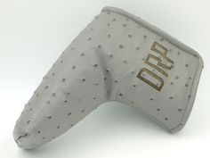 Add custom personalization to any putter cover.